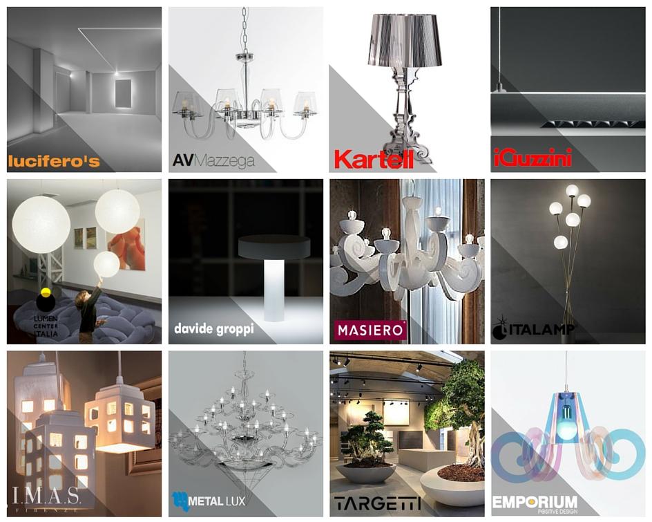 Lampadari Design Pesaro Urbino